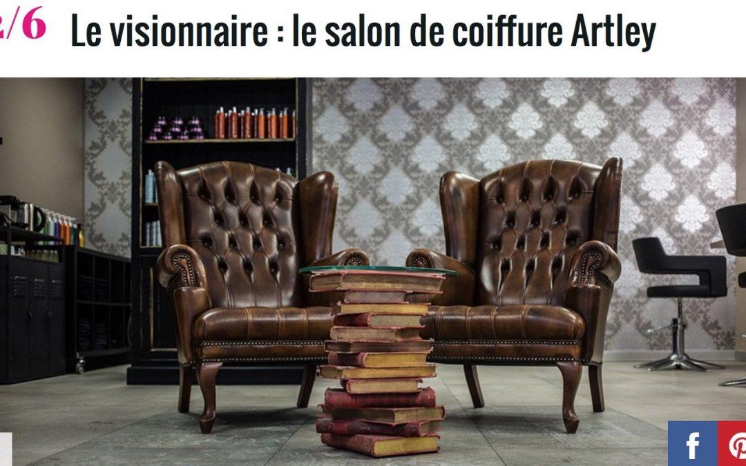 LES MEILLEURS COIFFEURS VISAGISTES DE PARIS – Cosmopolitan